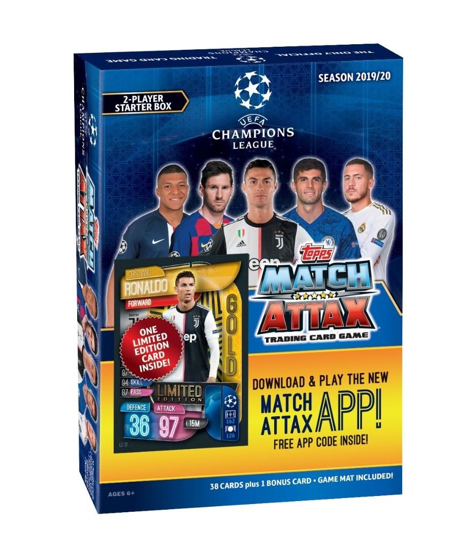 Topps 2019 Match Attax...