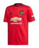 adidas Manchester United Home Youth Jersey