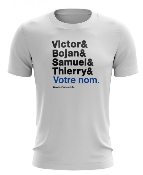 T-shirt de la Fondation Impact de Montréal