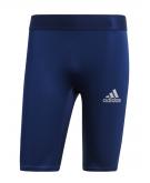 adidas Alphaskin Sport Short Tights - Navy
