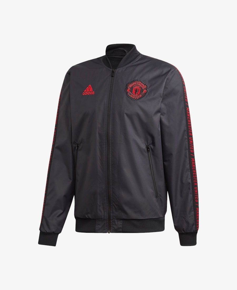 Manchester United Manchester Adidas Veste Manchester United Adidas Adidas Veste Veste ACpxqOCw