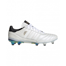 adidas Copa Mundial 20 Firm Ground Cleats - White & Gold | Evangelista Sports