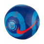 Nike Premier League Pitch Ballon de Soccer - Bleu et Rouge