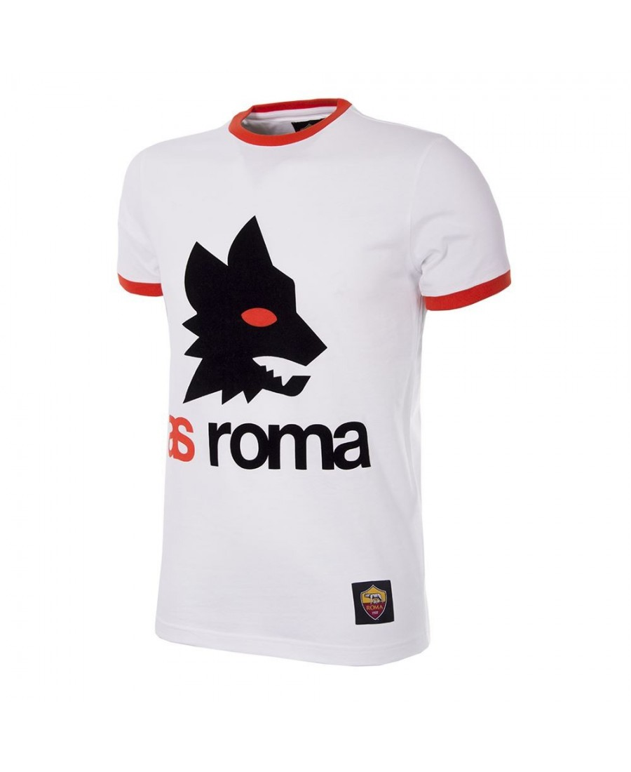 Copa AS Roma Retro Logo...