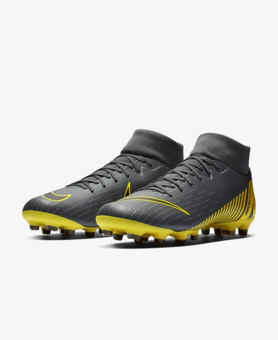 4f47349aea8 The Nike Mercurial Superfly 6 Academy MG combines exceptional touch with  explosive speed on natural- and artificial-grass pitches.