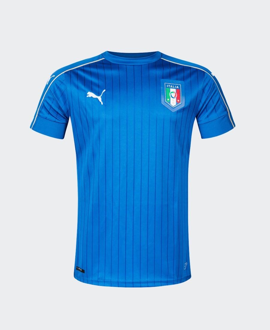Puma Italy Home 2016 Jersey