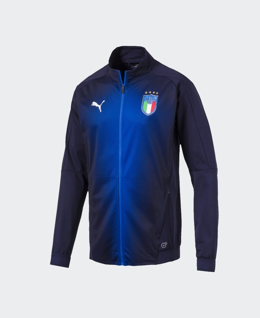 Puma JR Italia Stadium Jacket