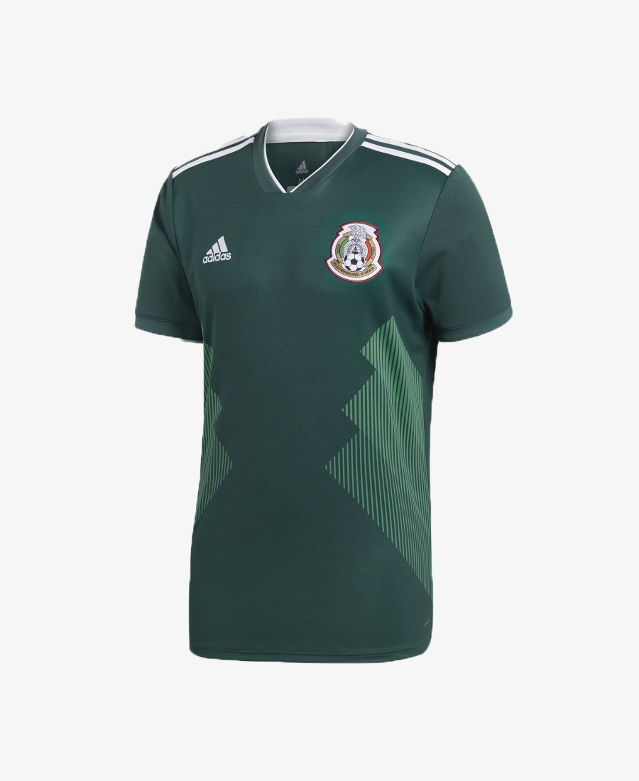 f6235c15f97d adidas Mexico Home Jersey 2018