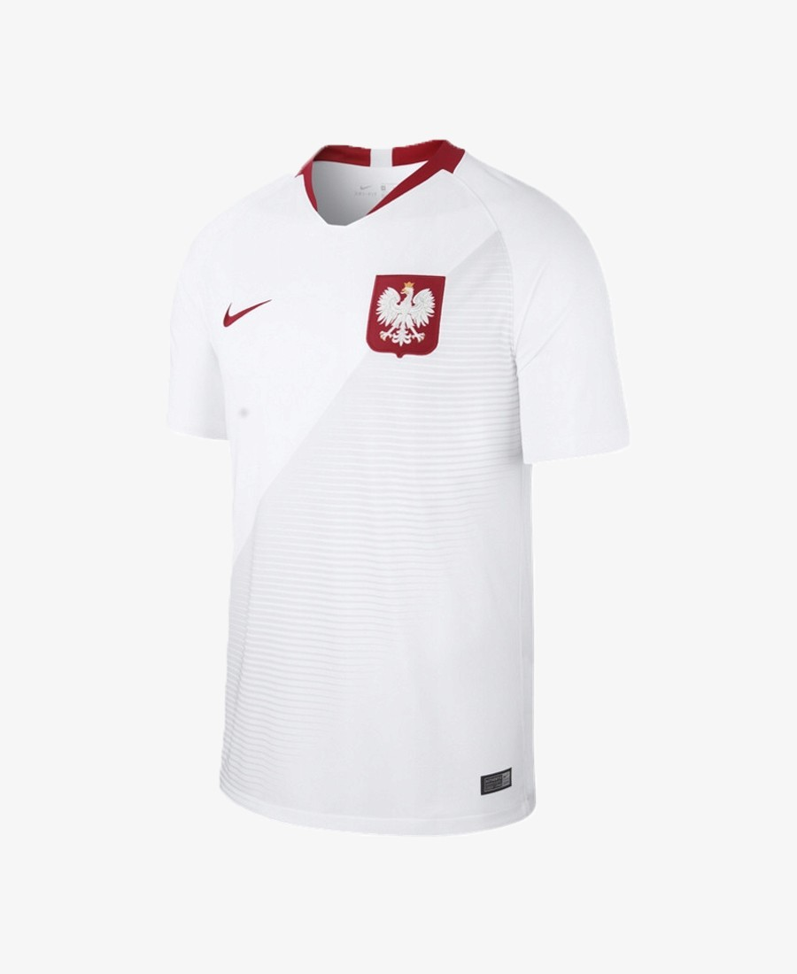 Nike Poland Home Jersey 2018
