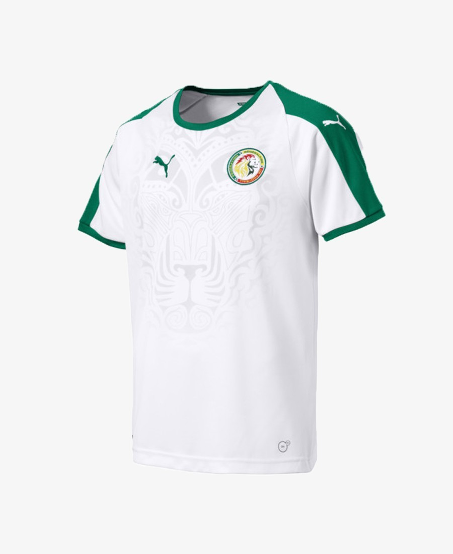 Puma Senegal Home Jersey 2018