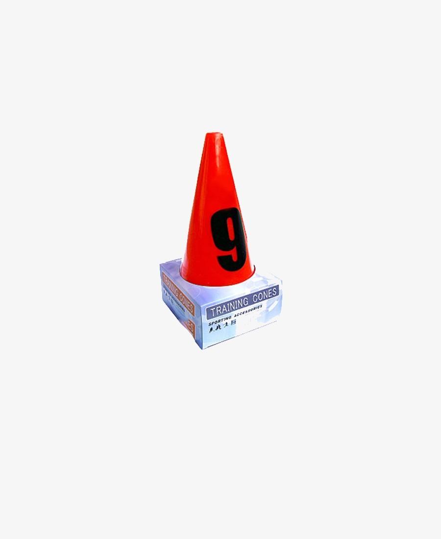 Training Numbered Cones