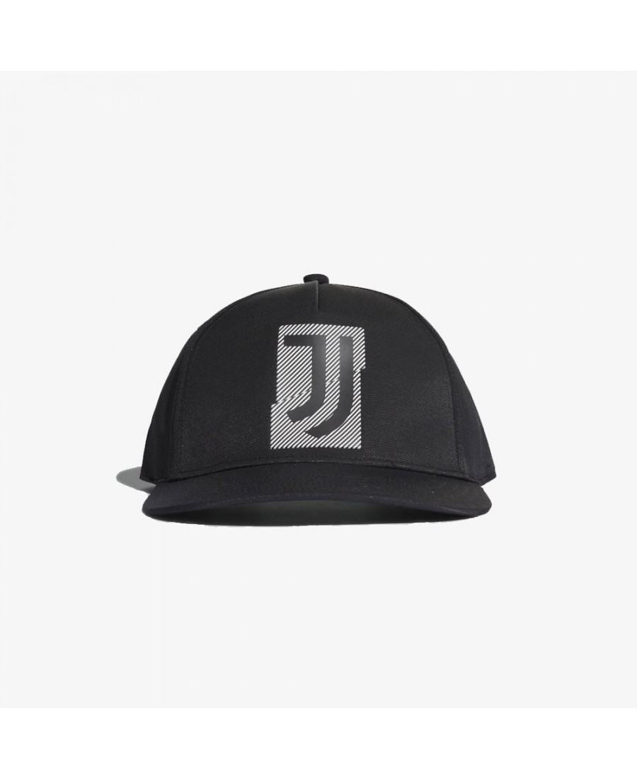 eb1c9f501caec AN ADJUSTABLE CAP WITH JUVE DETAILS.
