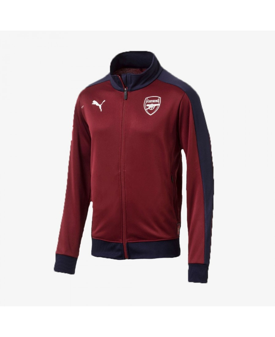 Puma Arsenal Fan Track Jacket