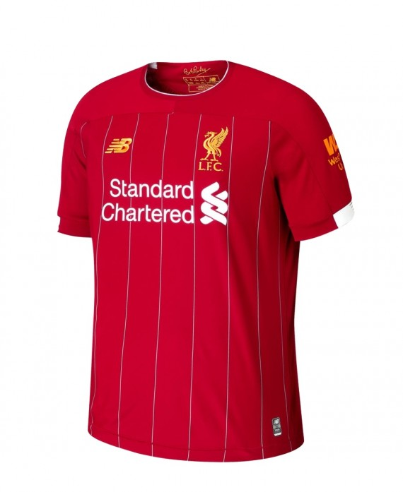 Liverpool FC Home SS Jersey...