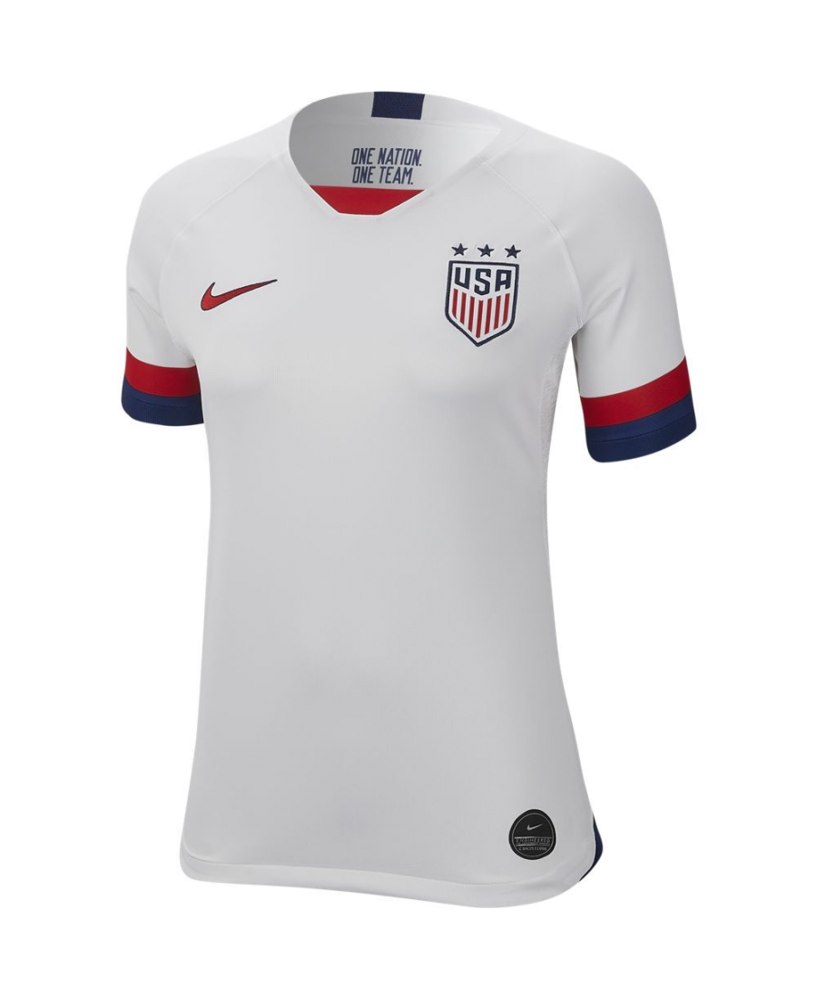 Nike USA 2019 Home Women's...