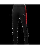 Puma Men's Speed Pantalon avec bandes rouge