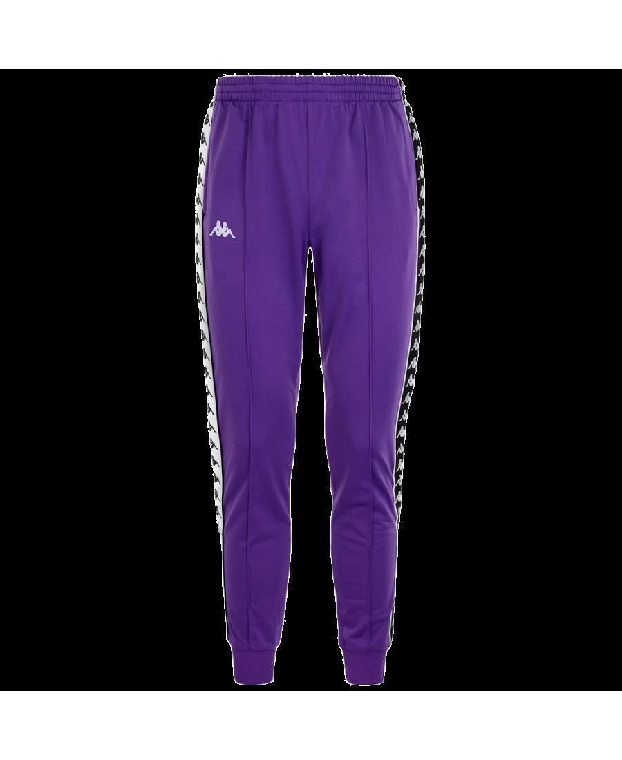 promotion une grande variété de modèles beaucoup de styles Kappa Banda Rastoria Slim Pants Violet