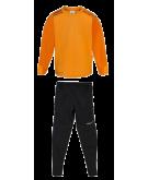 uhlsport Tower JR GoalKeeper Set - Orange/Black