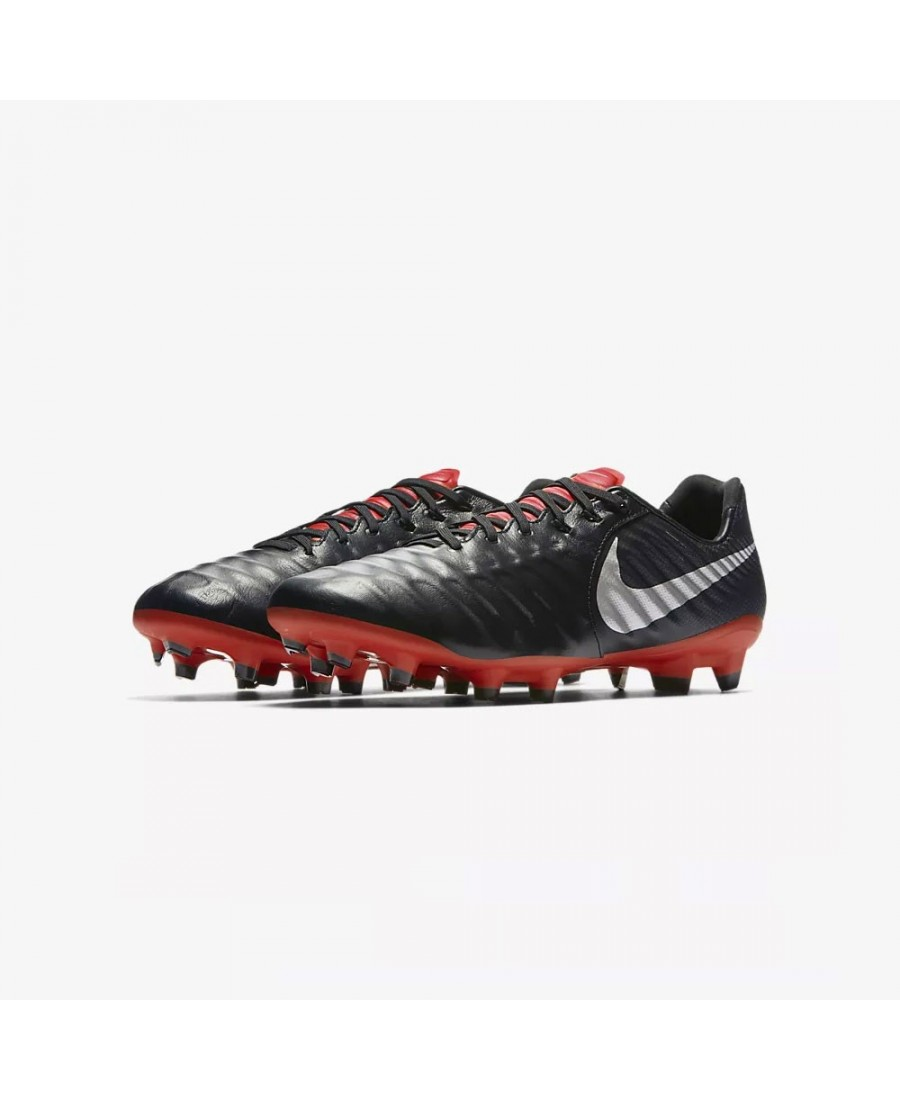 The Nike Tiempo Legend VII Pro Firm-Ground Football Boot combines  lightweight Flyknit with premium kangaroo leather for a flexible fit and  dominating touch ... 9fd3f0379bb9