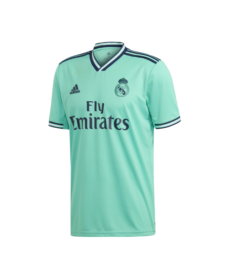 timeless design a4f08 12c09 adidas Real Madrid Third Jersey 2019/20