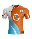 Primo Anguilla Jersey Clear Blue / Orange