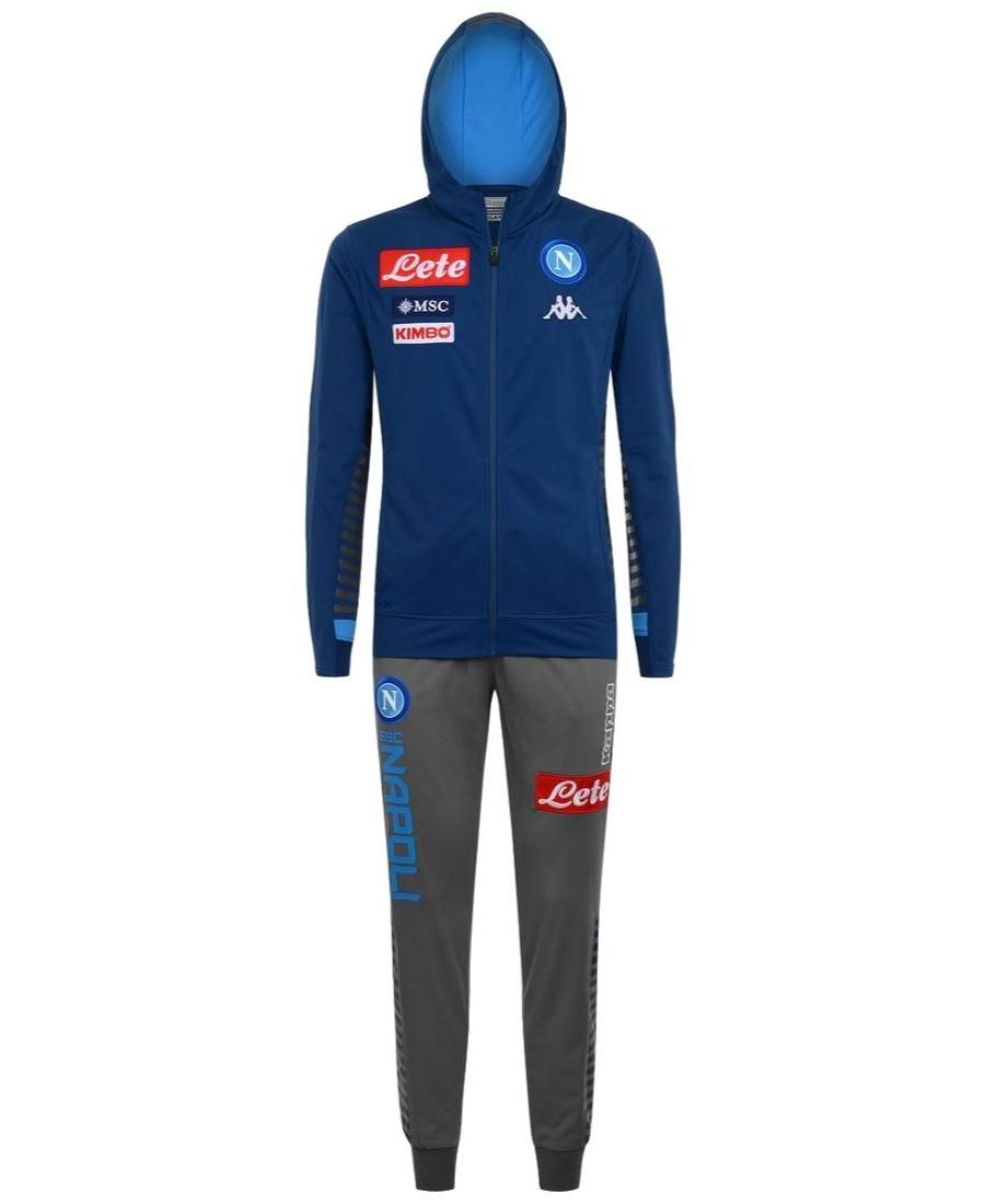 Kappa Track Suit Napoli