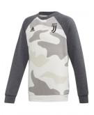 adidas Juventus Crew Sweatshirt Youth