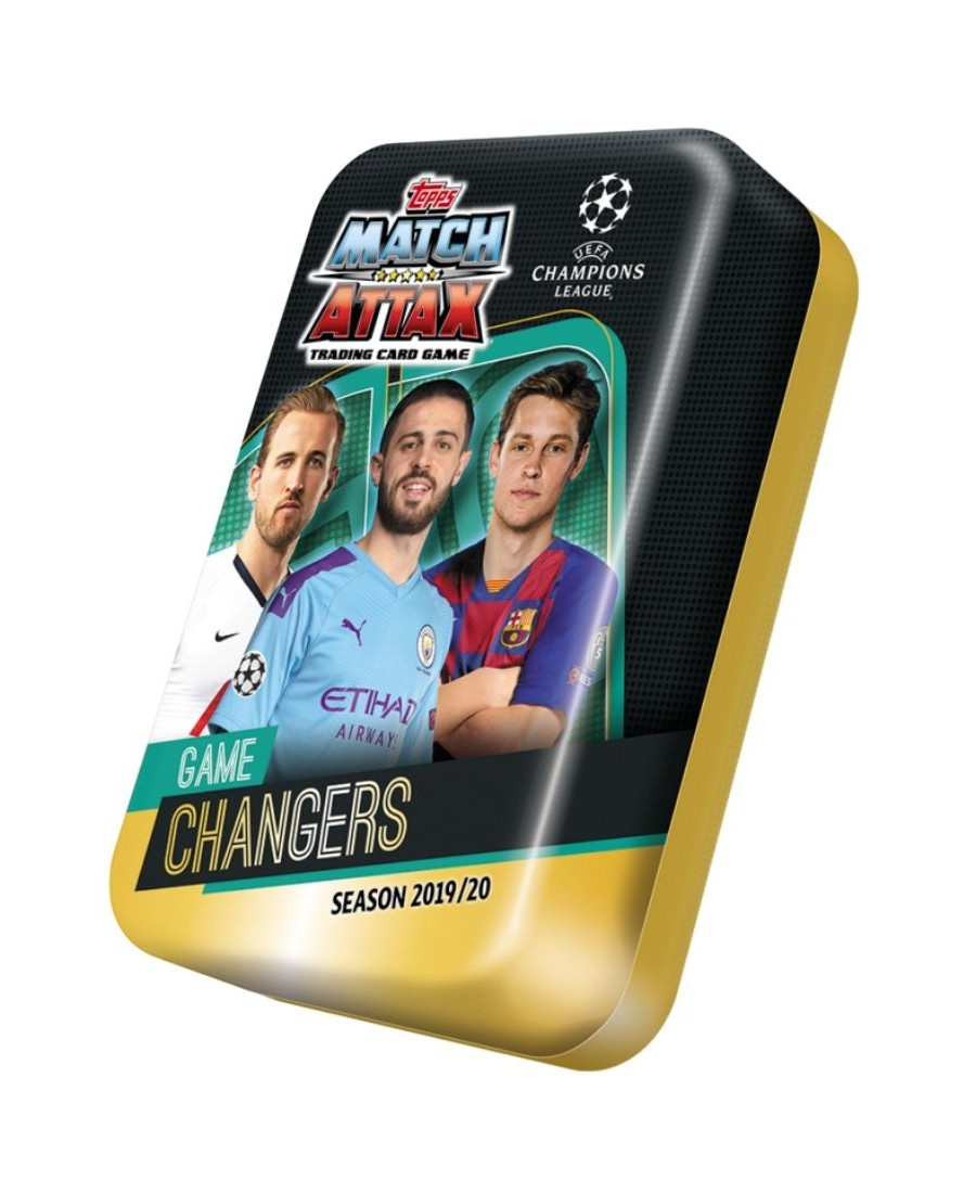 Match Attax Card - Game...