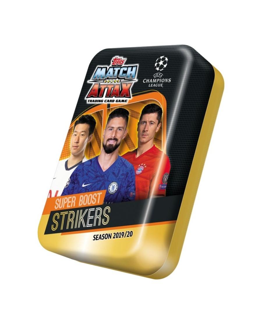 Match Attax Card - Super...