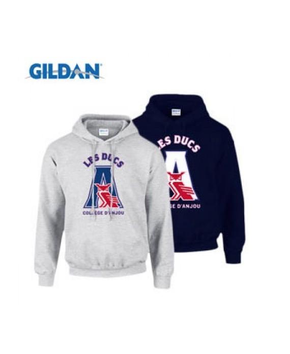 Gildan Hooded Sweatshirt  -...