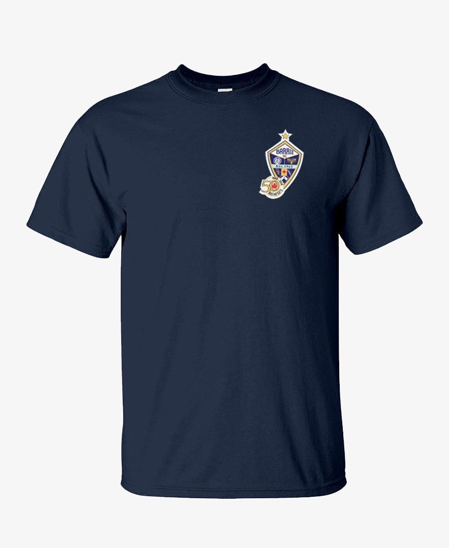 Barrie Navy T-shirt