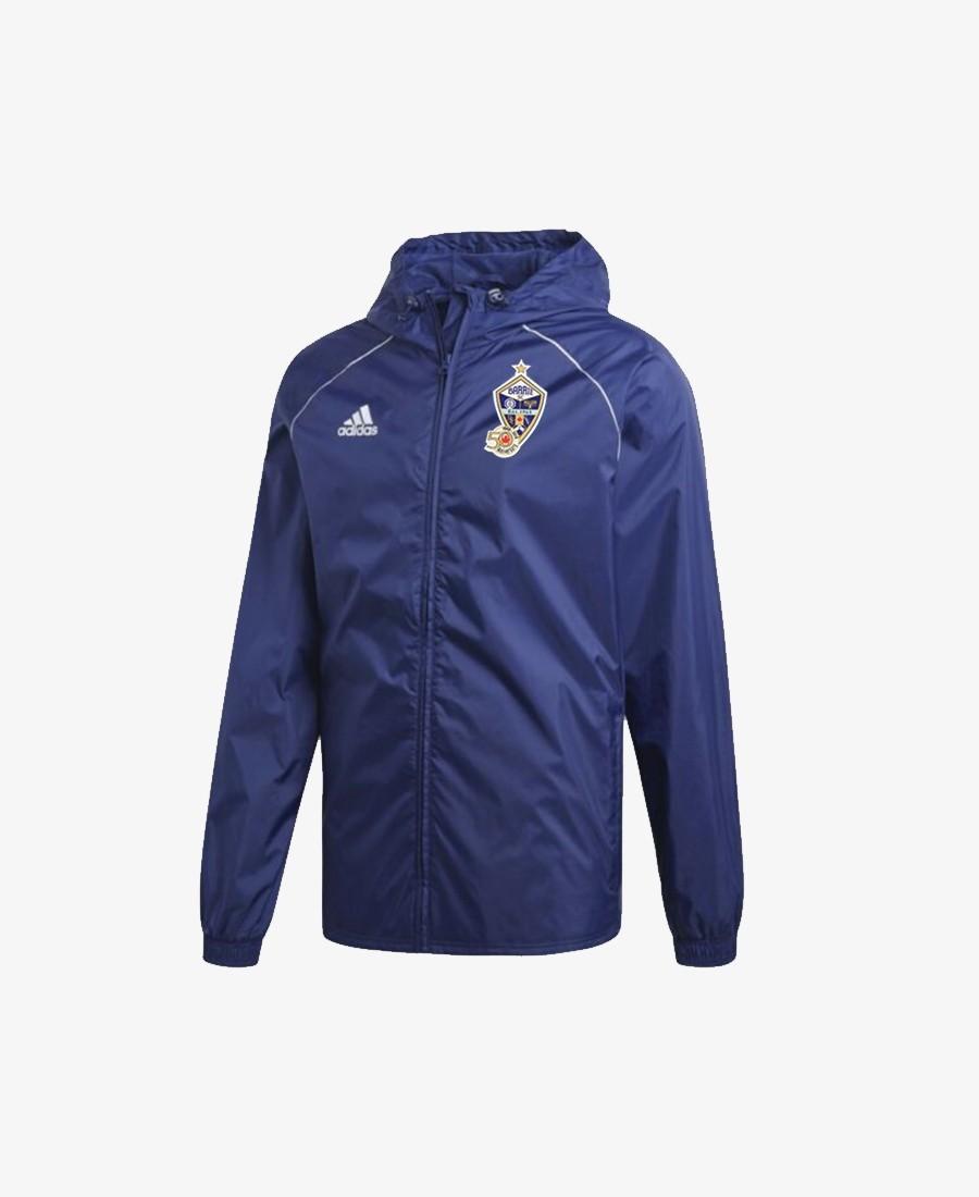 adidas Navy Core18 Rain Jacket