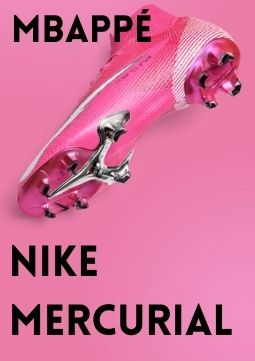Nike Mbappé Mercurial Rosa
