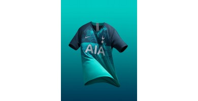 Tottenham Hotspur Goes Full N17 With Its 2018-19 Third Kit
